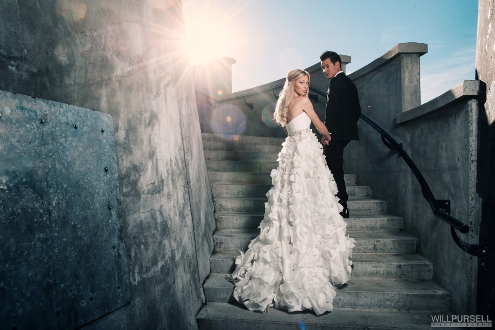 Wedding Vancouver by Will Pursell