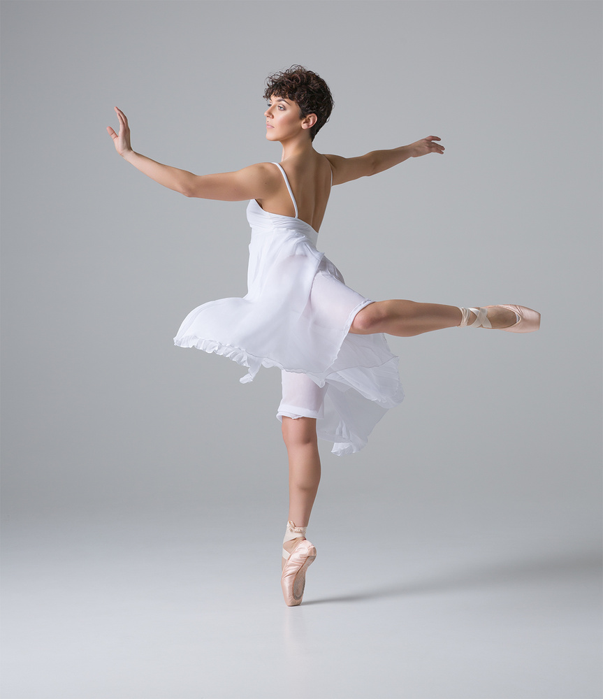 Chloe Pringle Pirouette by Neil Jolley