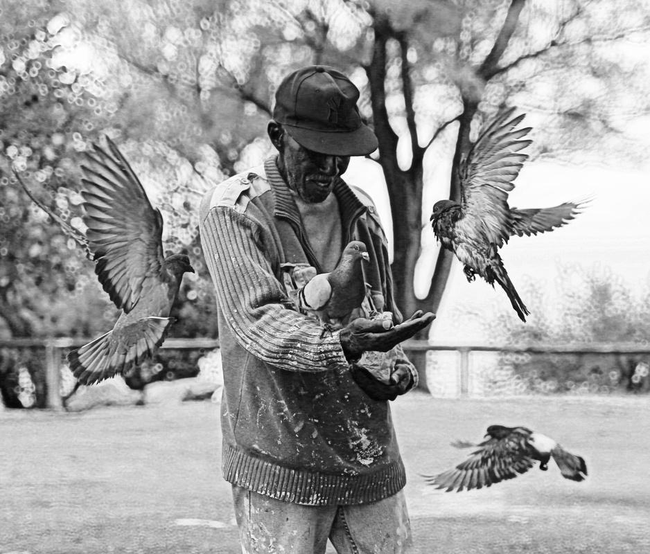Birdman by Jo Mar