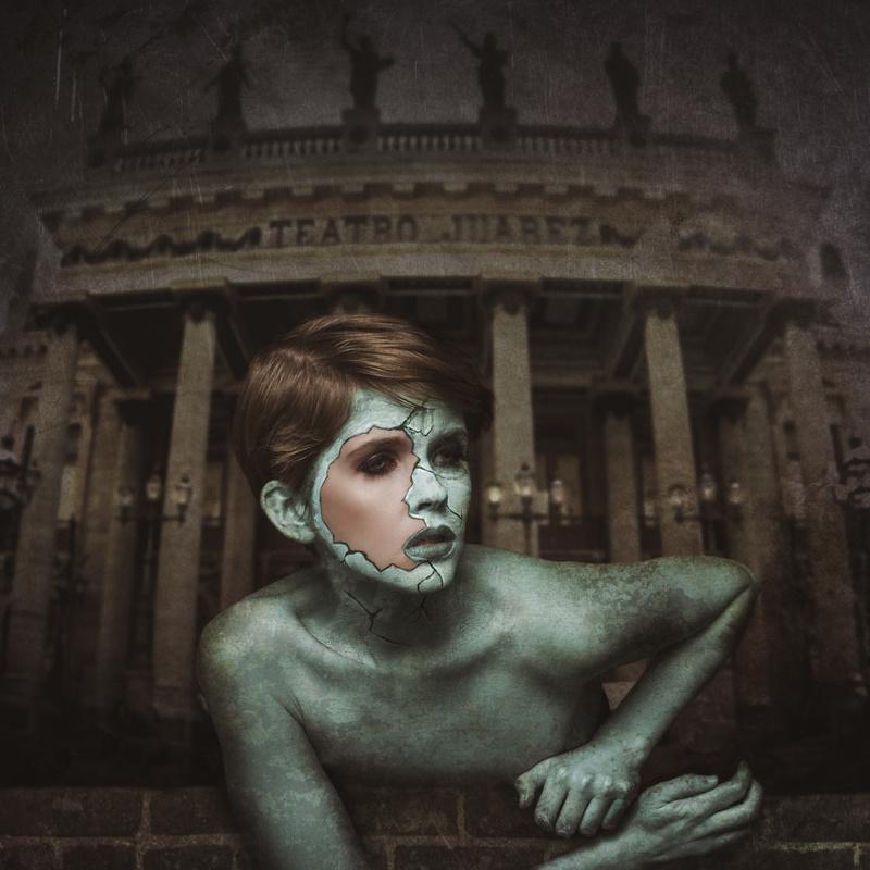 Teatro Juarez by Daniel Garcia