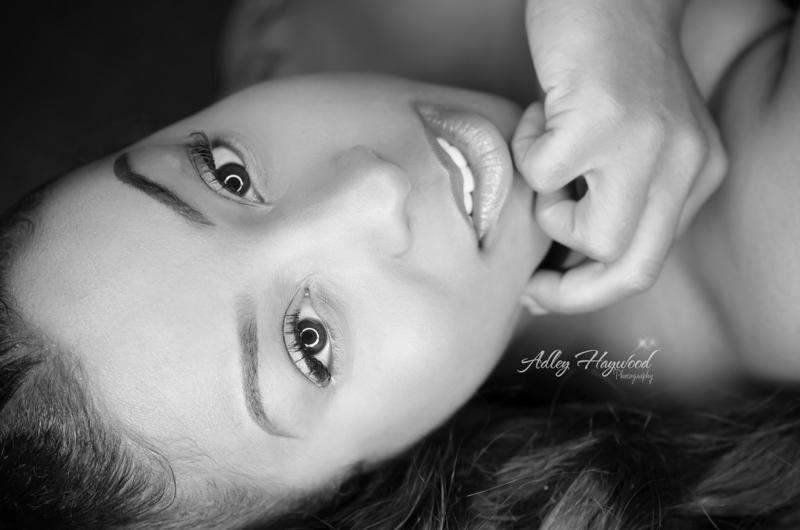 Vida Angel Eyes Headshot by Adley Haywood