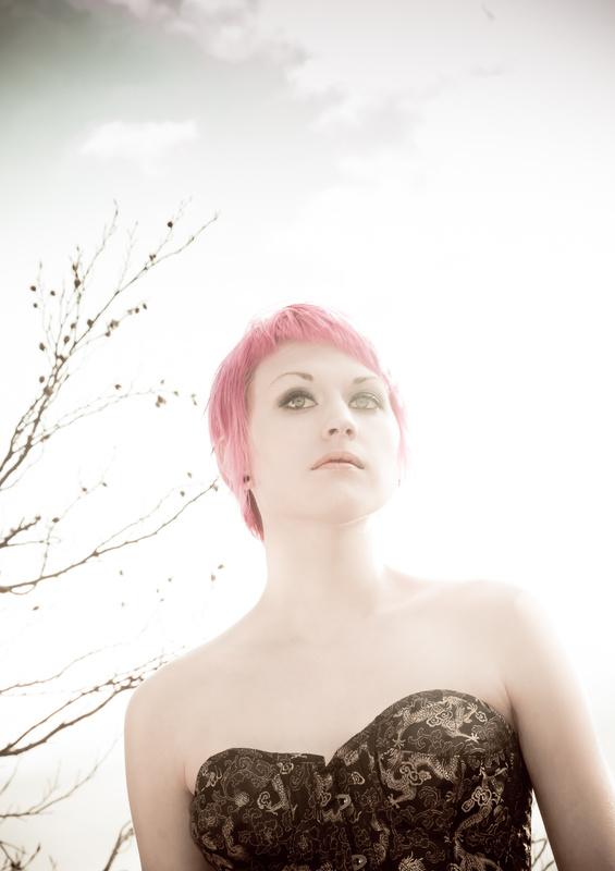 Sunlit Pink by Michael Einreinhof
