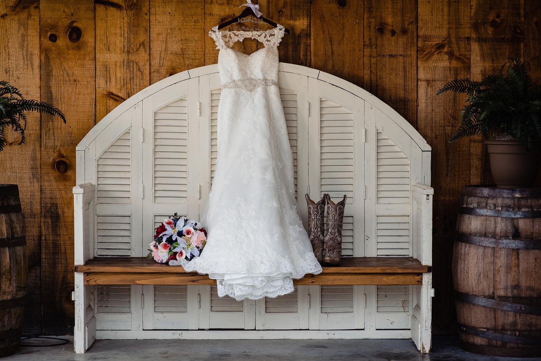 The Wedding Dress by Bill Wells