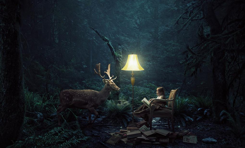 Magic by Andrey Popov
