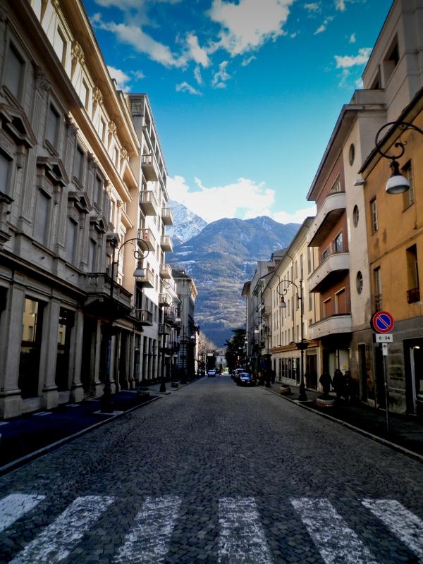 italian street by Stewart Paterson