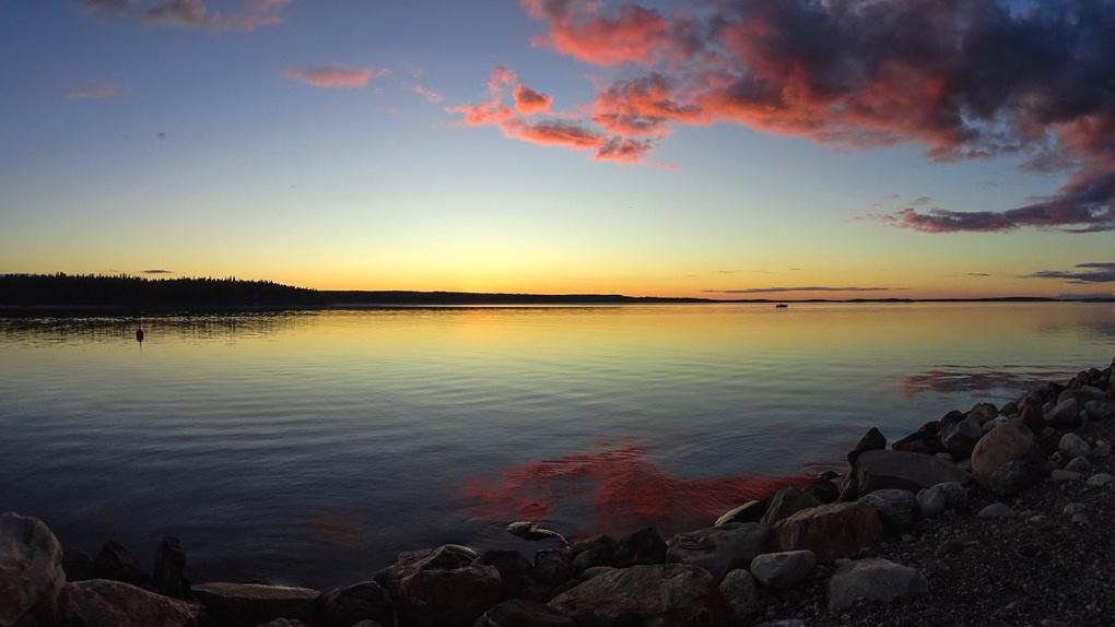Pulkkilanharju Sunset by Torsten Kathke