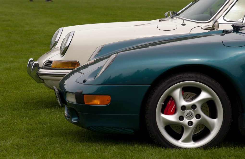 911 &993 by Don Kennedy