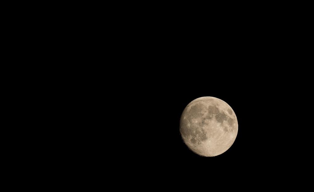 Luna by Don Kennedy