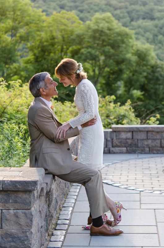 Wedding Moment by Amy Kubik