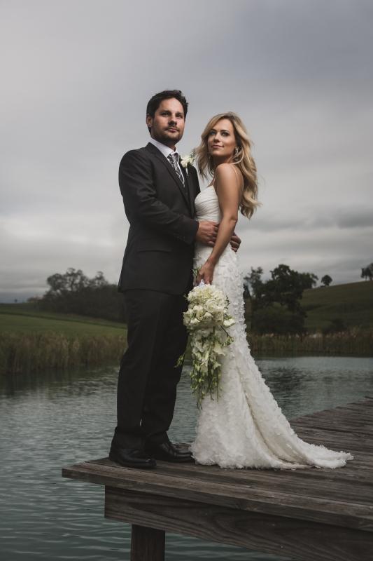 Jen and Bill wedding by Josh Eskridge