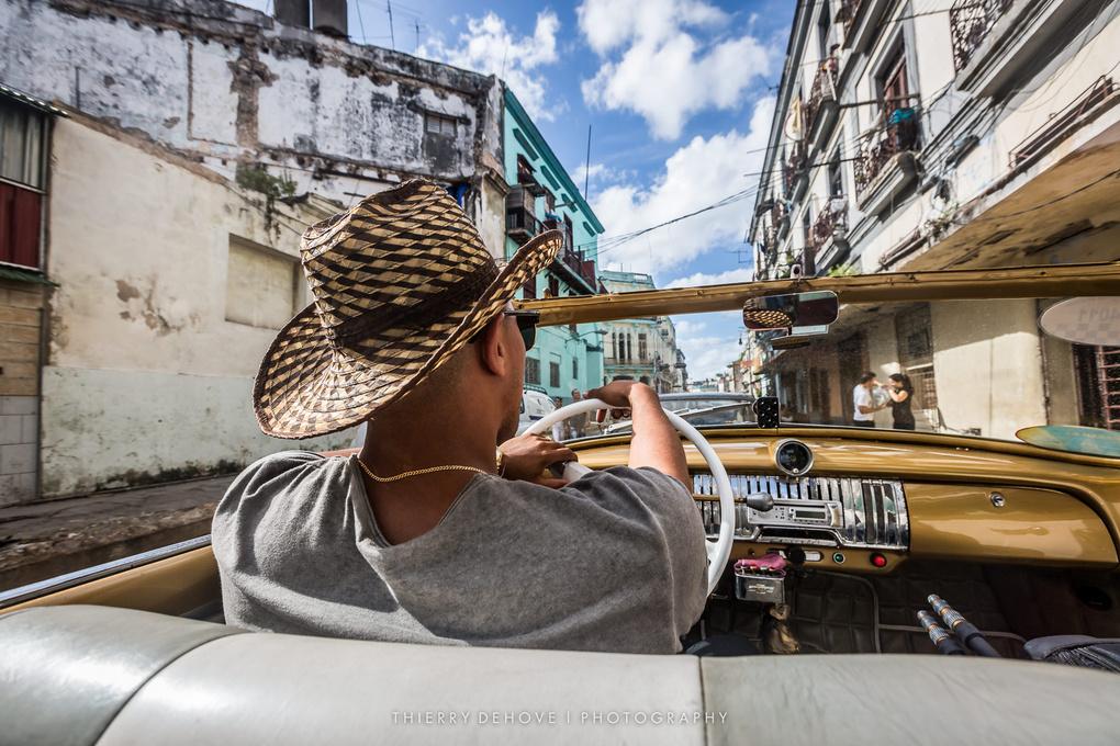 La Havana, Cuba by Thierry Dehove