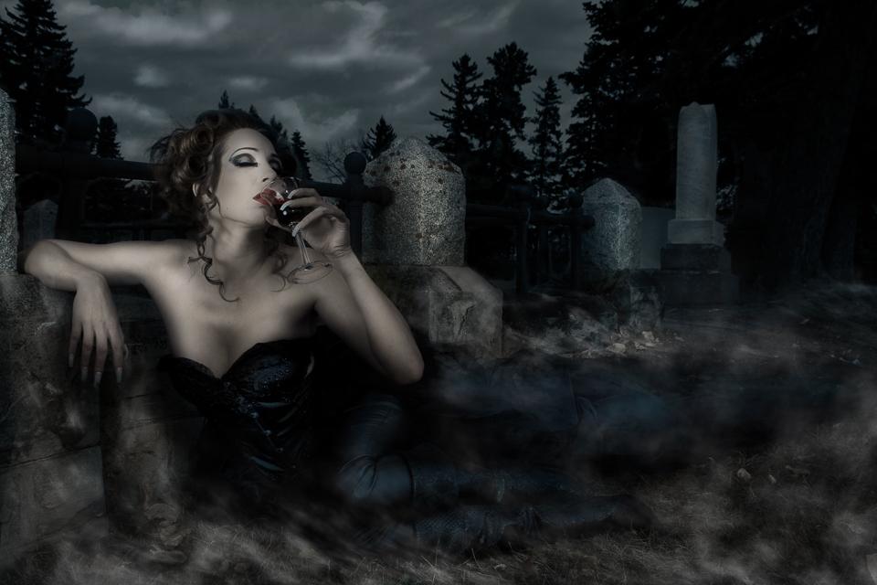 Vampire Queen by steven spaulding