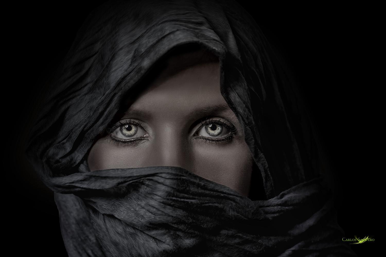 Mystic Girl by Carlos Santero