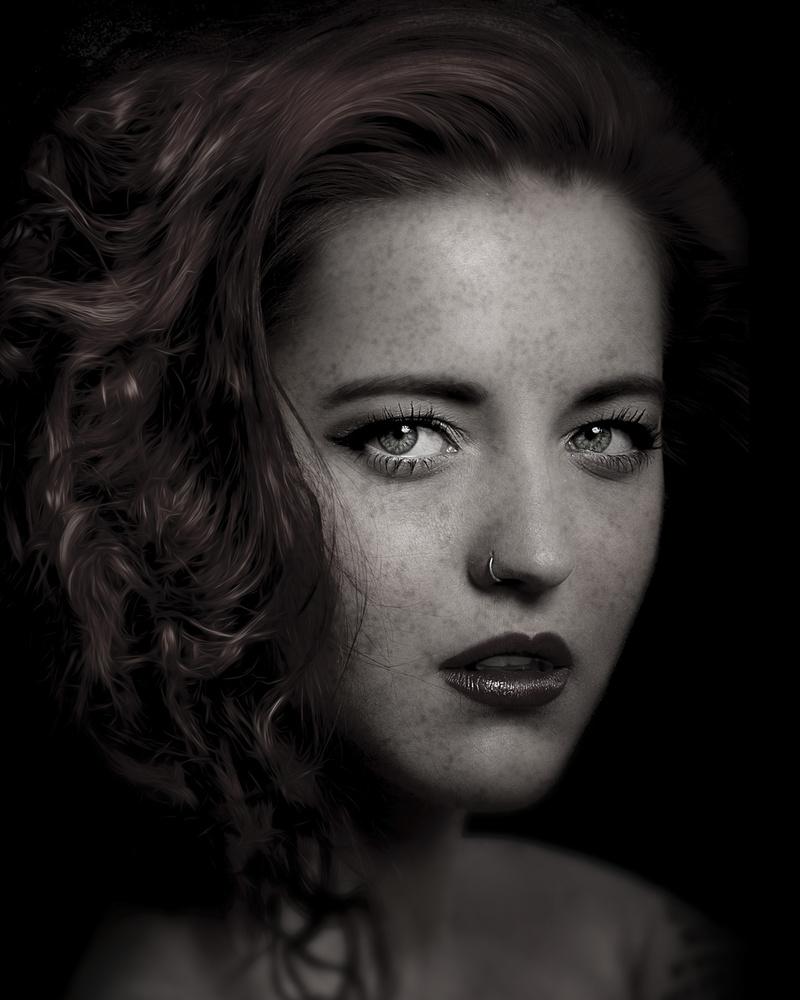 Laura by Carlos Santero