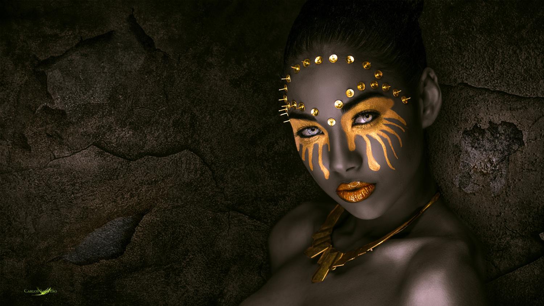 Black & Gold Volume II by Carlos Santero
