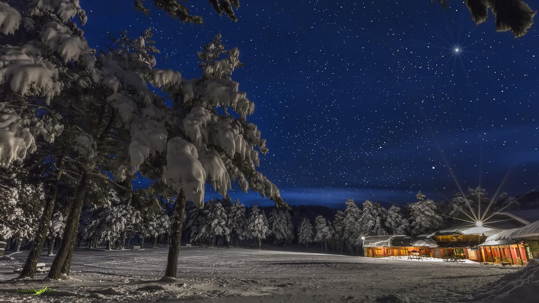 Winterwonderland by Carlos Santero