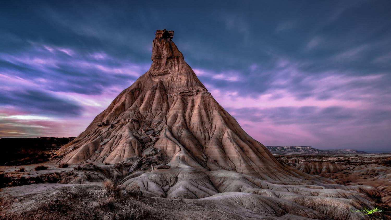 Desert Lights by Carlos Santero