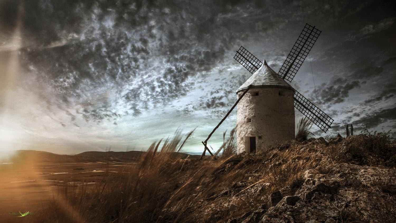 La Mancha by Carlos Santero