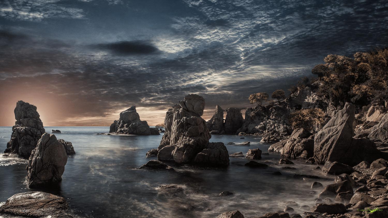 Lost Paradise by Carlos Santero