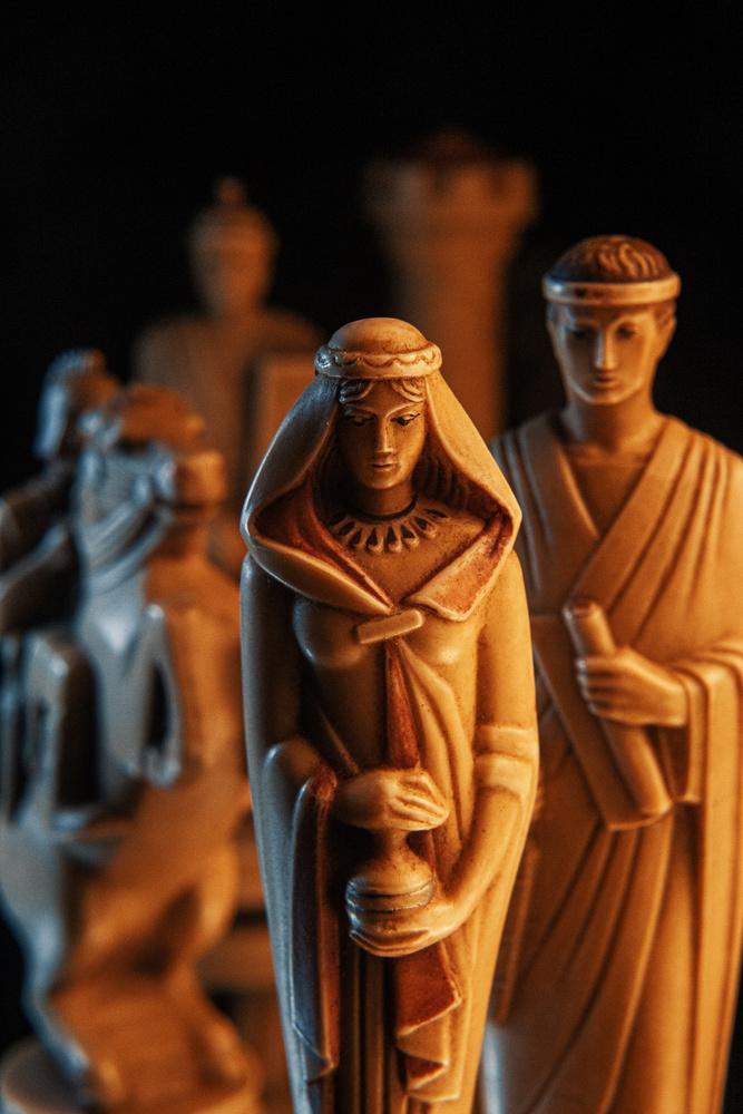 Chess Set by Gabriel Barranco