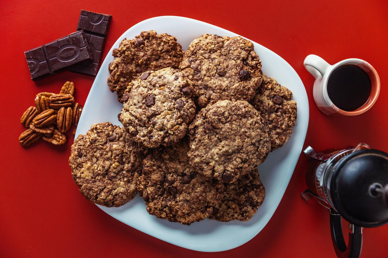 Chocolate Cookies by Gabriel Barranco