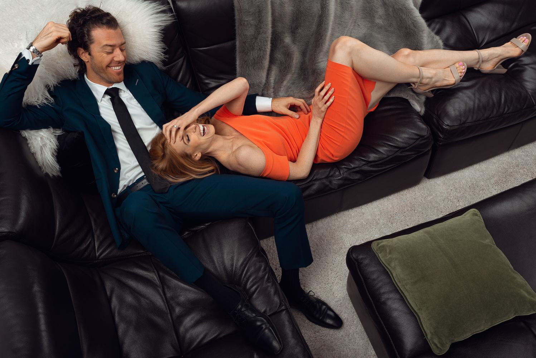 Tony & Rachael by Wayne Denny