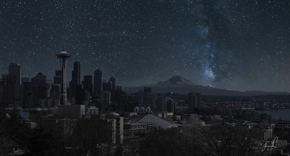 Reviving Twilight | Seattle by Jason Matias