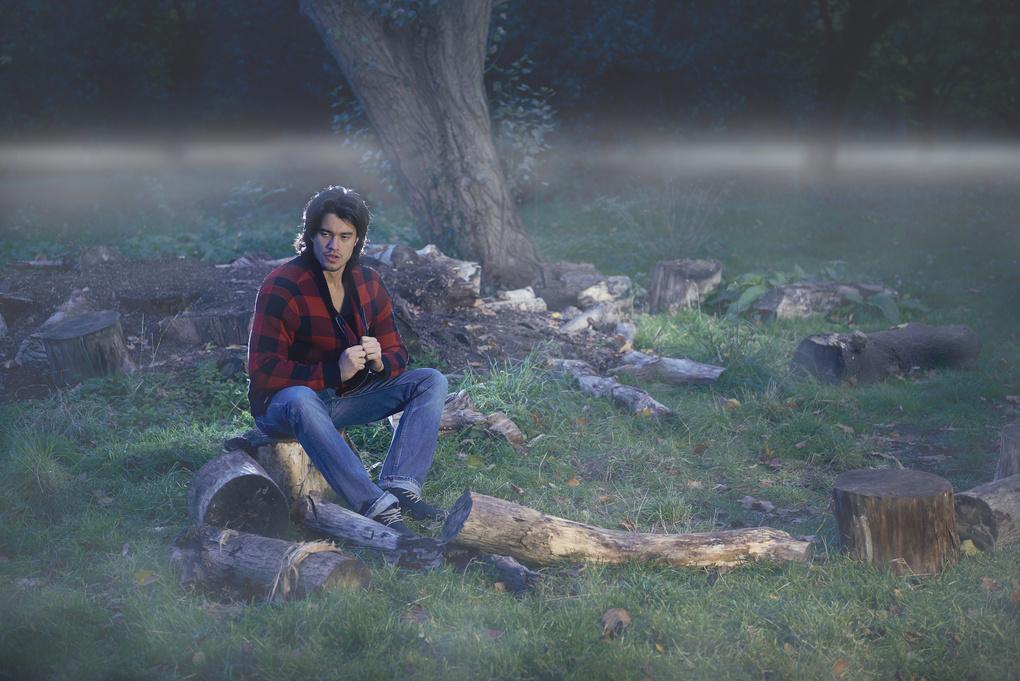 The misty woods by Fernando Carniel Machado
