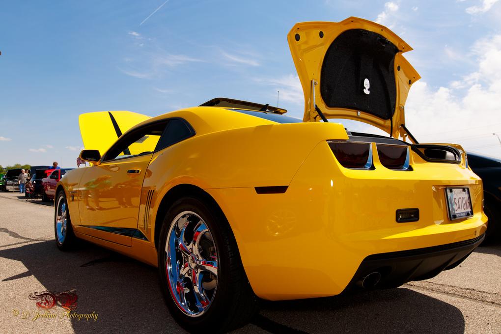 Camaro by Quinton Aiken