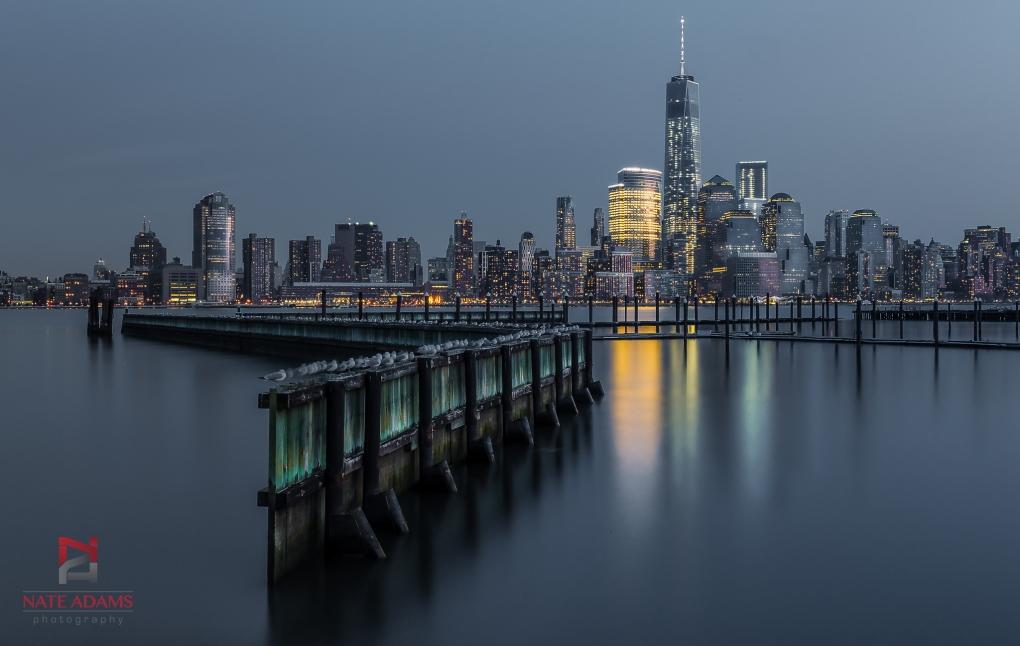Manhattan by Nate Adams