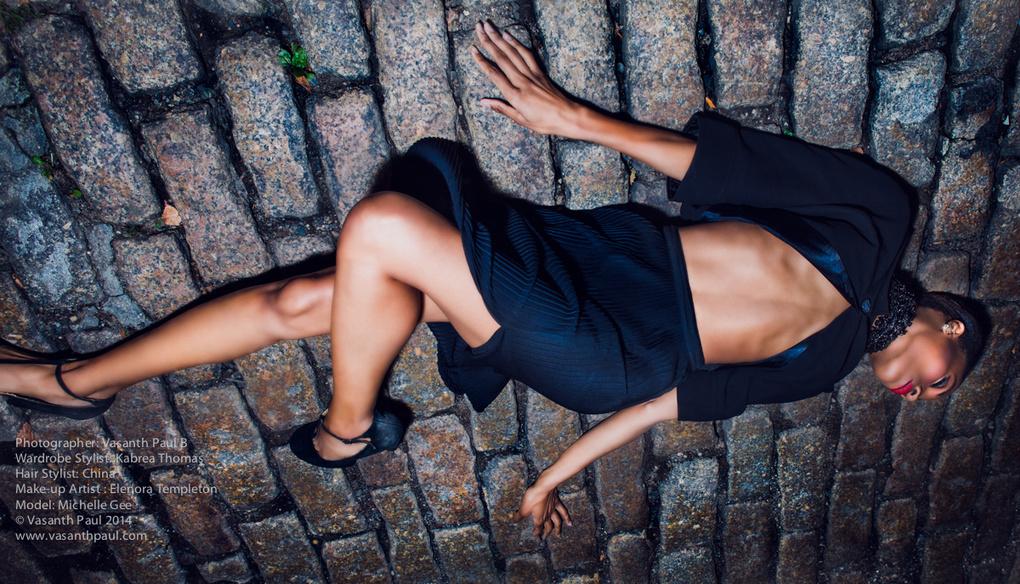 Michelle Gee by Vasanth Paul