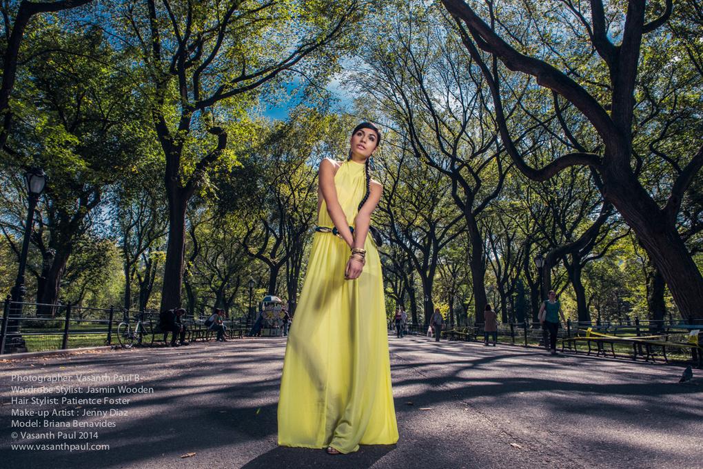 Brianna by Vasanth Paul