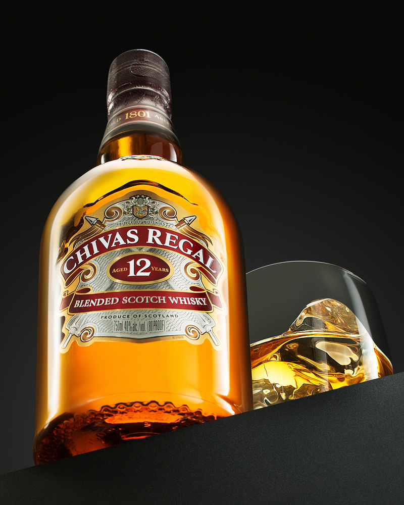Chivas Regal 2018 by Yechiel Orgel