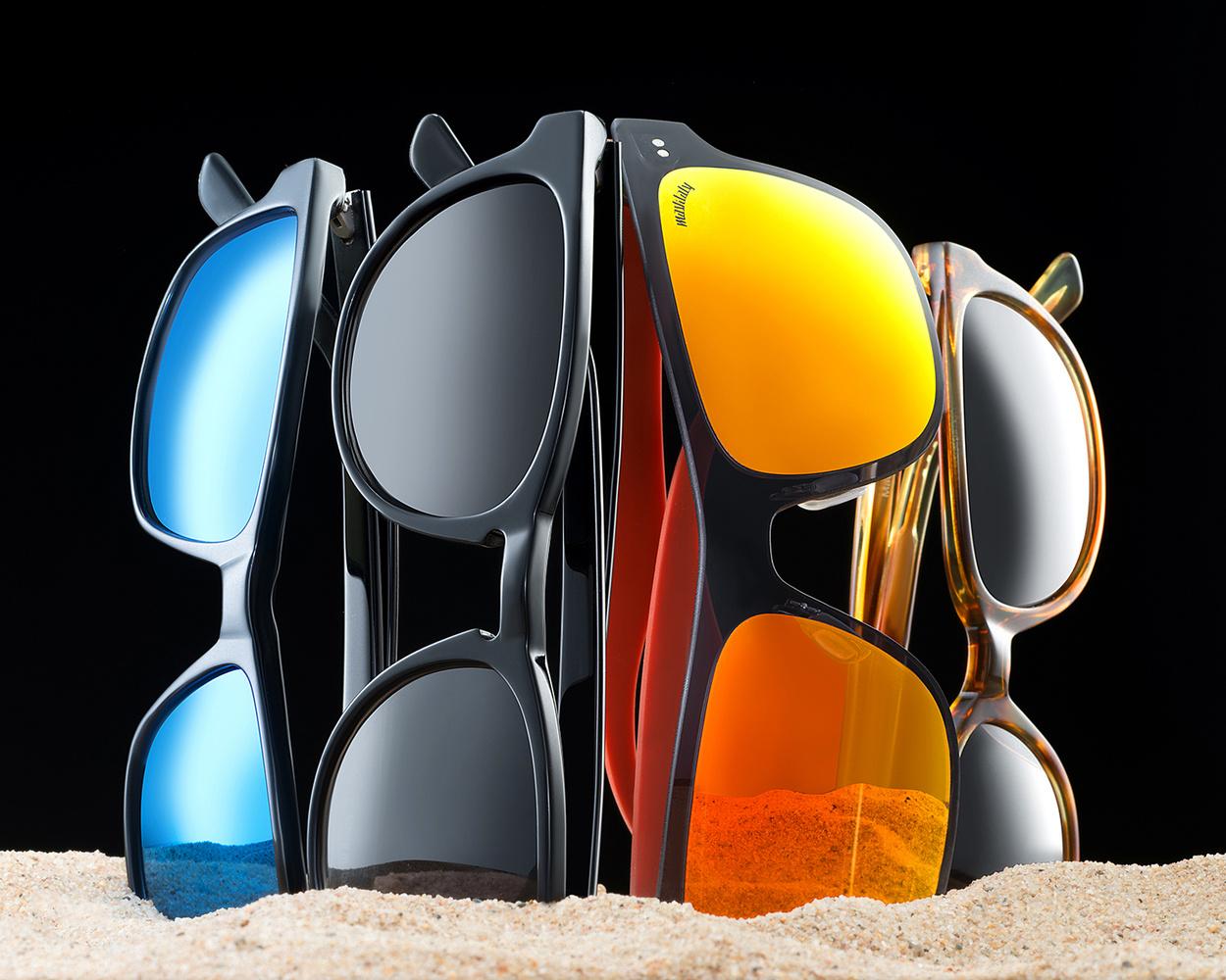 Sunwear at the beach  by Yechiel Orgel