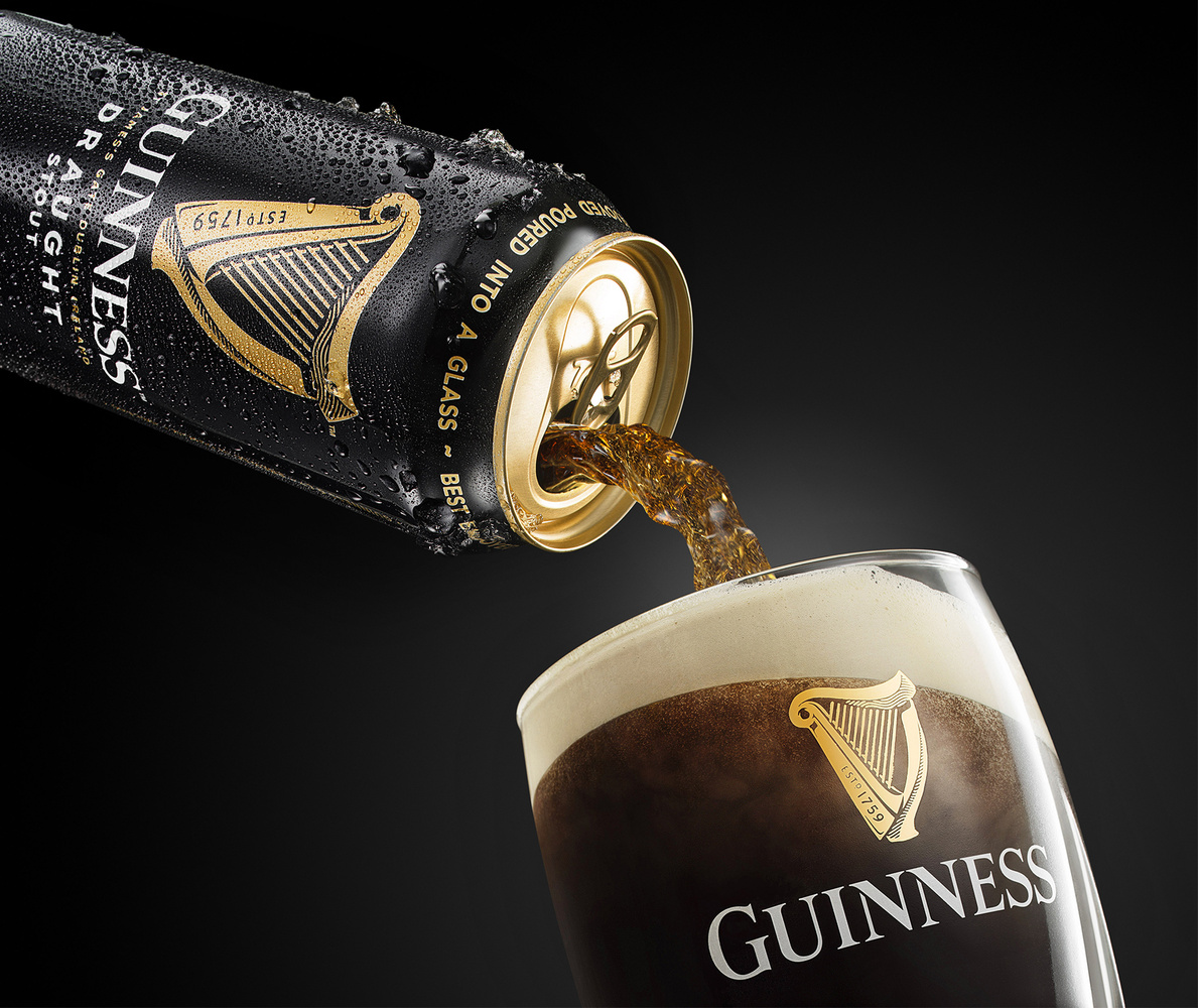 Guinness Spring 2019 by Yechiel Orgel