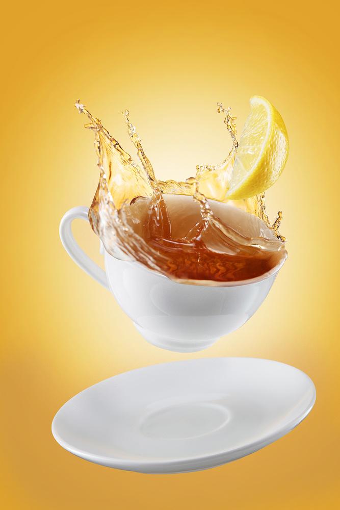 Lipton Tea Time Campaign by Yechiel Orgel