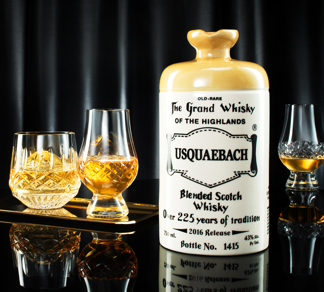 Scotch Whiskey Shoot by Yechiel Orgel