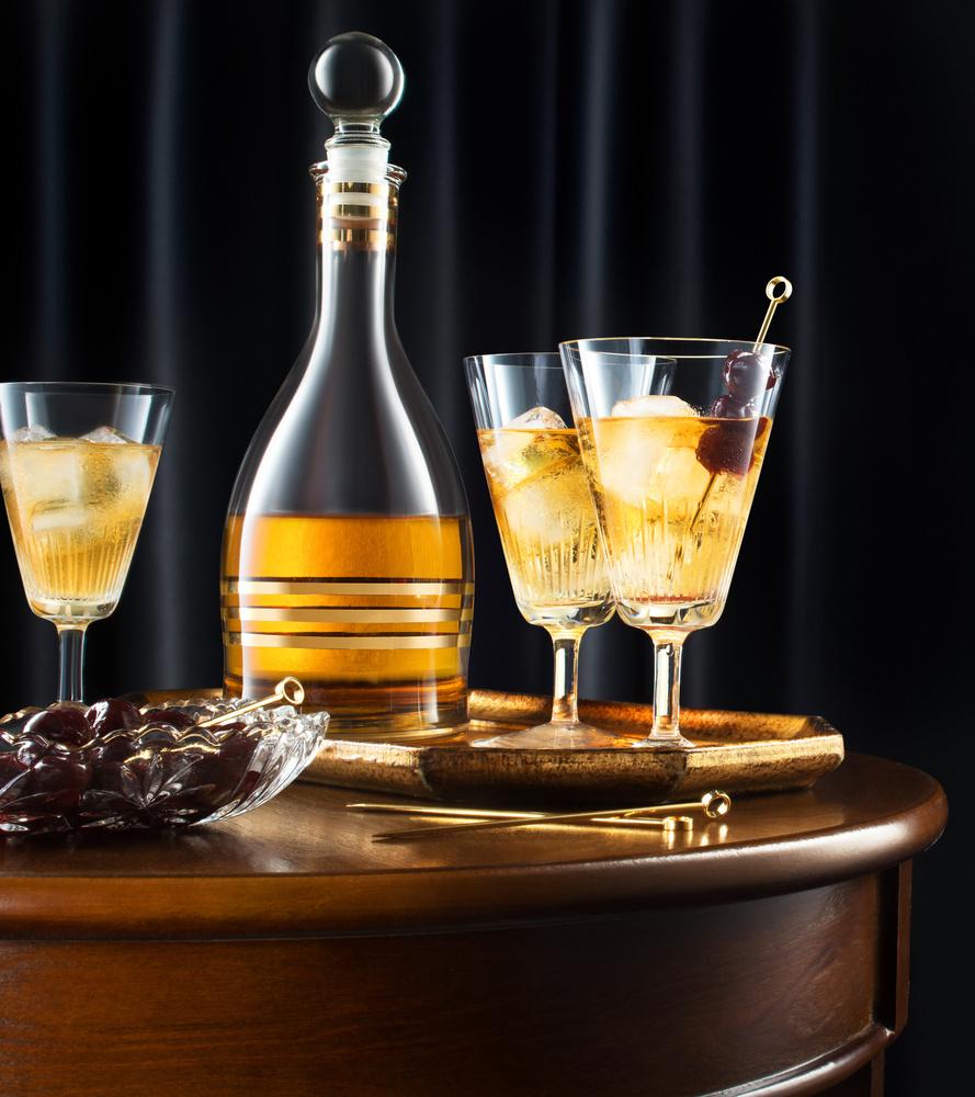 Luxury Regal Coktails by Yechiel Orgel
