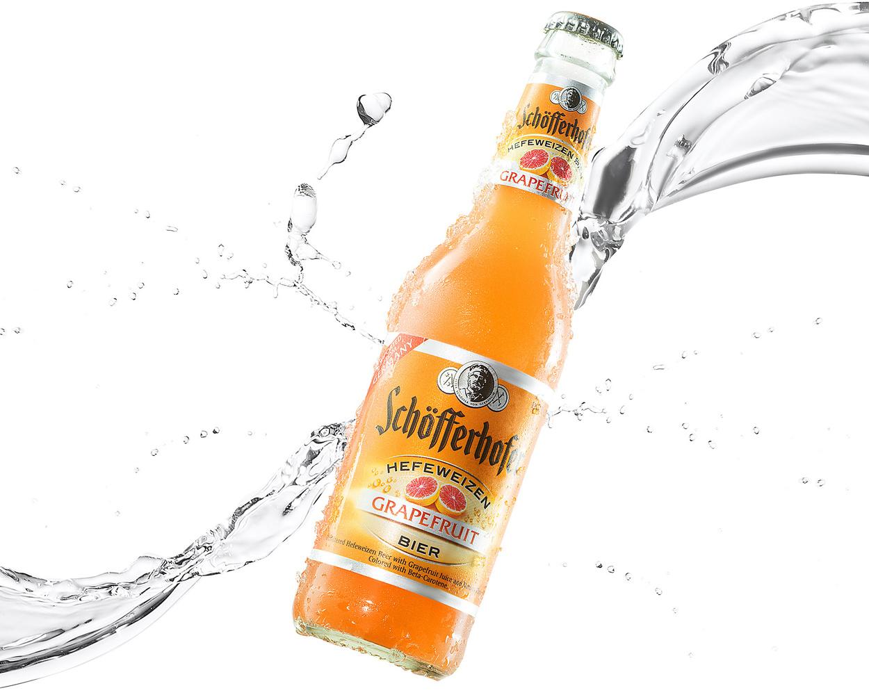 Beverage and splash by Yechiel Orgel