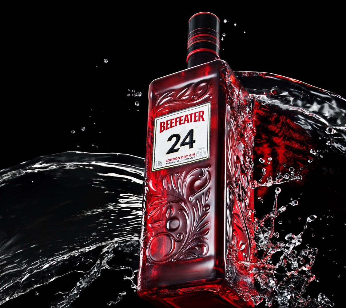 Beefeater Splash project by Yechiel Orgel