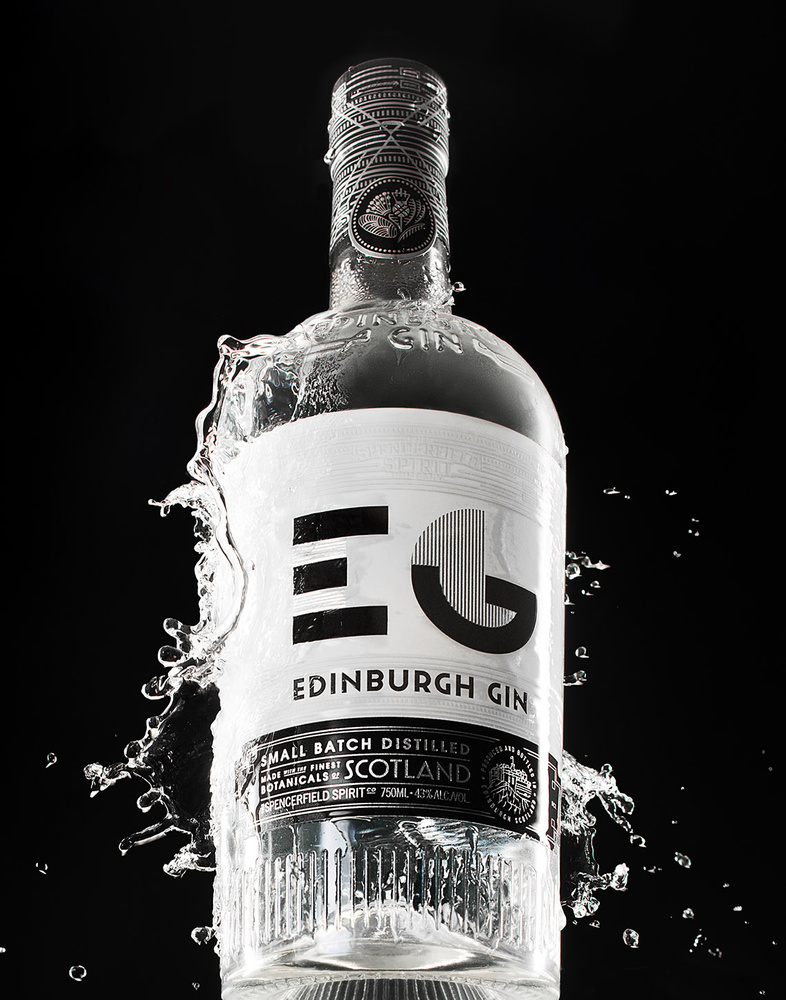 Edinburgh Gin Shoot by Yechiel Orgel