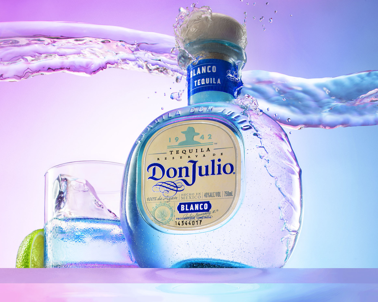 Don Julio Ad Campaign Q4 2018 by Yechiel Orgel