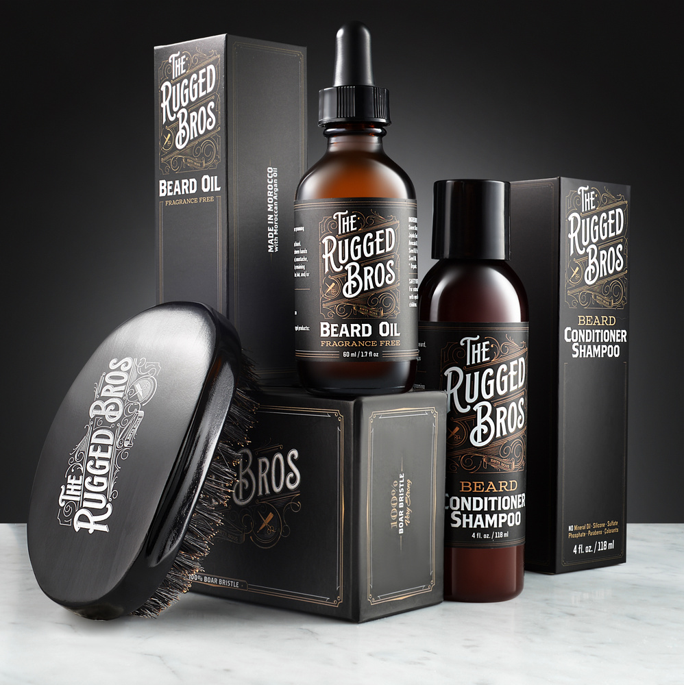 Men's Grooming Kit by Yechiel Orgel