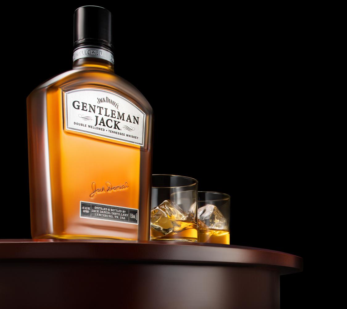Luxury Whiskey Beverage Shoot by Yechiel Orgel