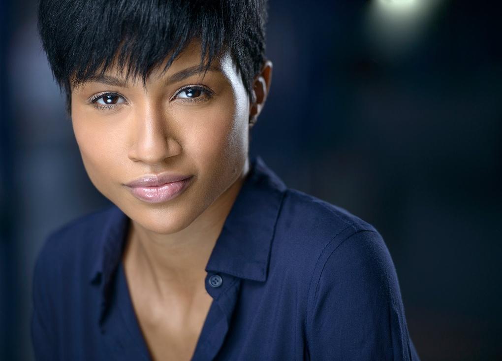 Nicolette by Christian Webb