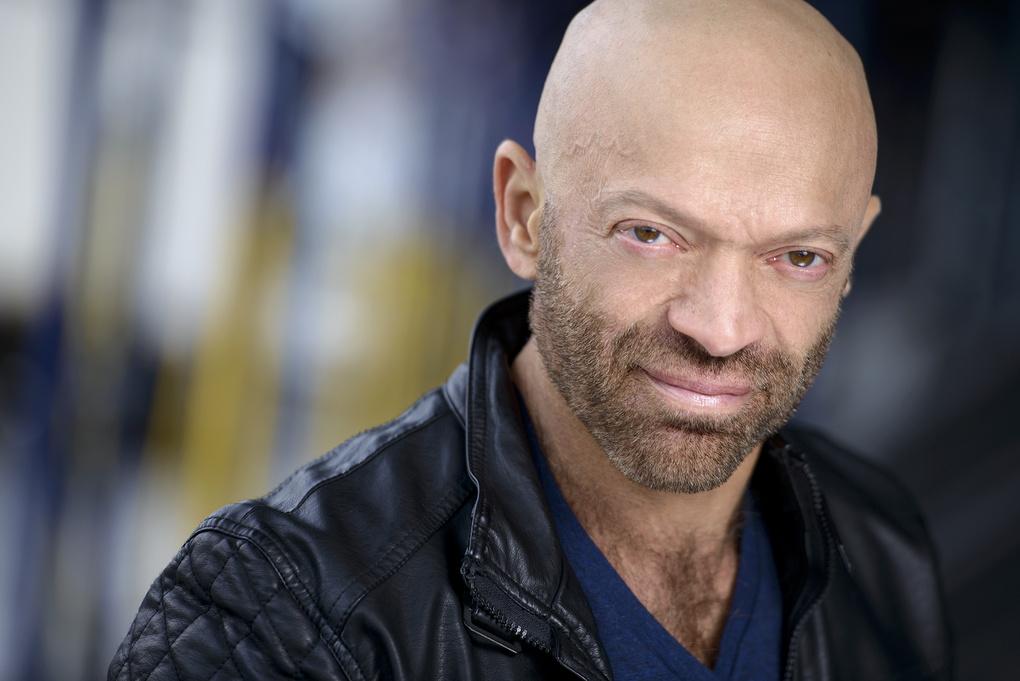 NY actor, Bill M.  by Christian Webb
