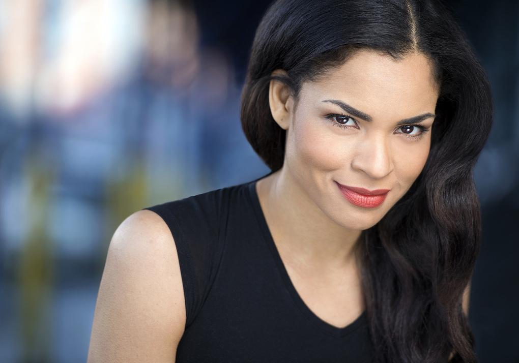 NY actress, Ambre. by Christian Webb
