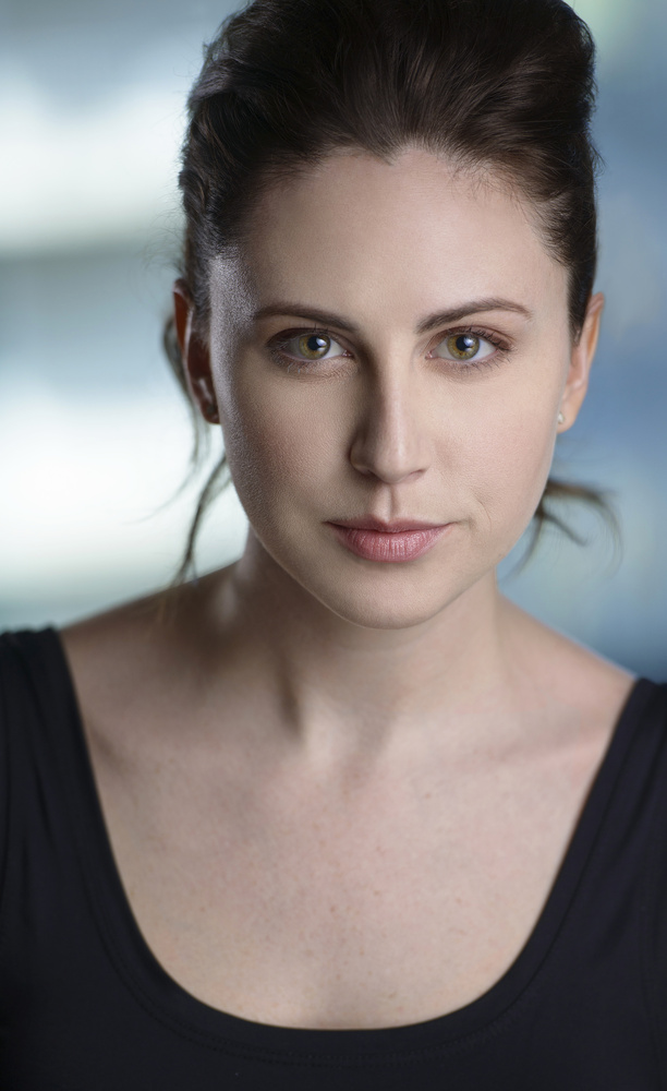 Actor Headshot-Anna by Christian Webb