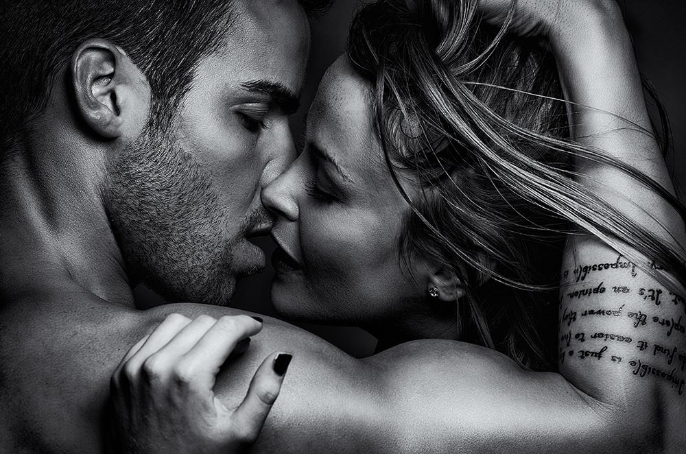 First kiss by Karl-Filip Karlsson