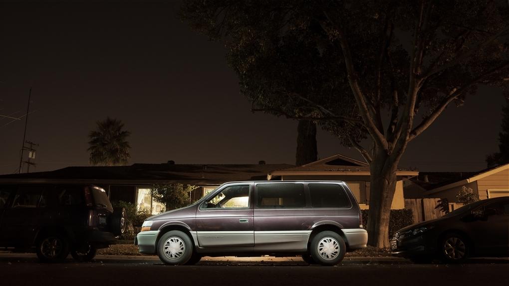 The Dodge Caravan. by Andrew Austin